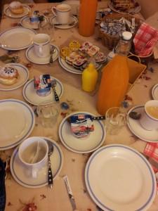 Snídaně Penzion U Kynosů