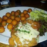 Restaurace U modré hvězdy - jídlo