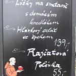 Café Fara - nabídka