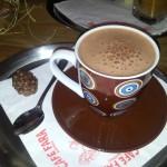 Café Fara - čokoláda