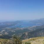 Pohled z Lovčenu