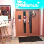 Restaurace Porta da Terra - vstup