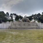 Zámek Schonbrunn