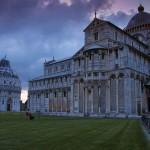 Náměstí zázraků Pisa
