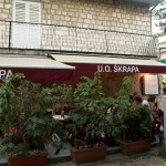 Restaurace Škrapa Trogir