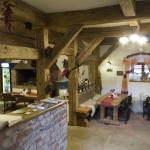 Hospodářský dvůr Bohuslavice - restaurace