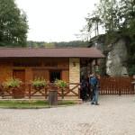 Skalní město Adršpach - vstup