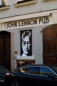 Restaurace Johna Lennona