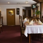 Golemův restaurant Praha