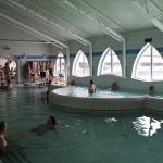 Velký Meder - bazén