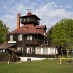 Turistická chata na Prašivé