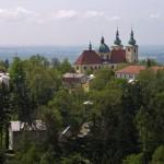 Zoo Olomouc výhled z rozhledny