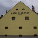 Restaurace hotel Sladovna