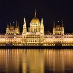 Parlament Budapešť