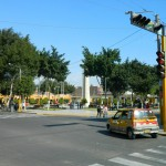 Ica - město v Peru