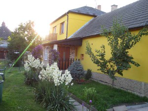 Žlutý domek