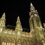Adventní trhy Vídeň - Rathaus
