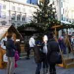 Náměsti Svobody Brno - stánky