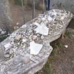 Vzkaz na židovském hřbitově
