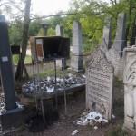 Hrob Rabína Židovský hřbitov