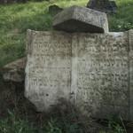 Náhrobek Židovský hřbitov