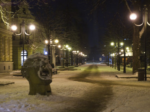Pěší zóna Břeclav