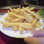 Mikulov - bramborové hranolky