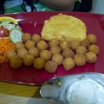 Restaurace Penzion Kamzík - jídlo
