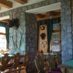 Bílikova chata - interiér