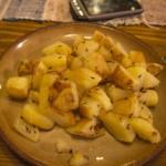 Restaurace hotelu Strachanovka - brambory