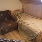 Penzion pod Tatrami ložnice v apartmánu