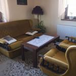 Penzion pod Tatrami obývák v apartmánu