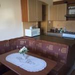 Penzion pod Tatrami kuchyň v apartmánu
