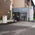 Centre de Mittelwihr - vstup
