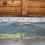 Rozhledna Svatobor - mapka