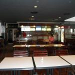 Lázně Györ - restaurace