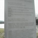 Soutok Moravy a Dunaje - památník obětem komunismu