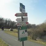 Soutok Dunaje a Moravy - cyklostezka do Bratislavy