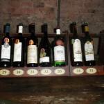 Salon vín - nabídka