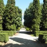 Zámek Lednice - park