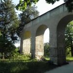 Aquadukt zámecký park Lednice