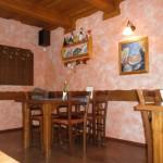 Restaurace Roubenka Štramberk - interiér