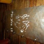Jídelní lístek Restaurace U rytíře