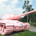 Vojenské technické muzeum Lešany