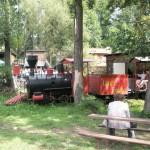 Šiklův mlýn - vlak