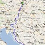 Cesta Slovinsko