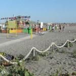 Ulcinj - centrální pláž