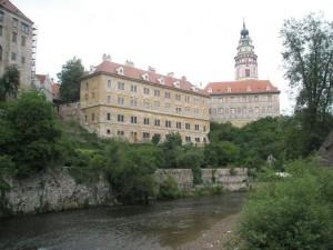 Vltava Český KRumlov