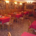 Restaurace U Bazalů Lechovice - interiér