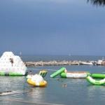Novigrad - vodní atrakce
